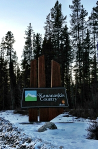 Kananaskis sign